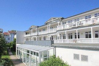 FeWo 07: 65 m², 2-Raum, 4 Pers., Balkon