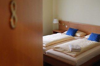 Zimmer 8 Aufbettung möglich
