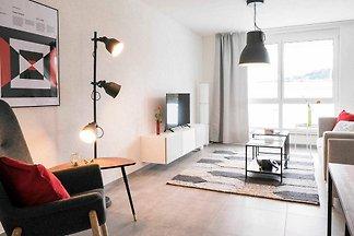 Apartment Rot im 1. Obergeschoss