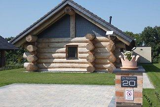 Log Cabins - Naturstammhaus MV Seenplatte 20