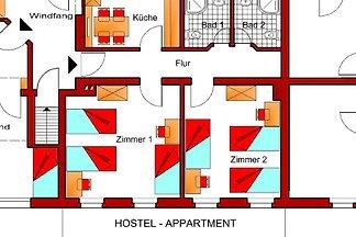 Appartamento Vacanza con famiglia Senftenberg
