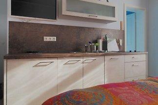 Apartment 5/ blau