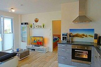 Appartement mit 1 SZ und Schlafsofa - Aufbett...