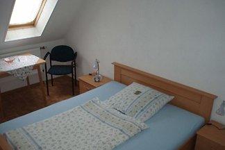Einzelzimmer 5, Gästehaus Strandmuschel