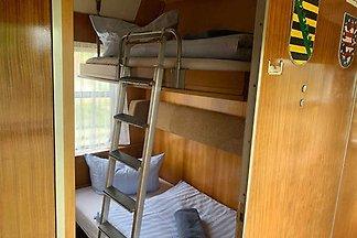 Deutschland Schlafwagen Abteil 3