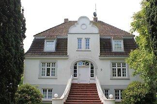 Villa Friedericia- Wohnung 2-Hochparterre...