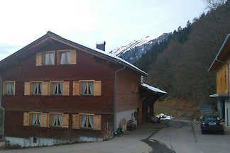 Holiday flat family holiday Au in Vorarlberg