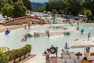 Ferienpark Norcenni - Mobilehome Giotto Plus ...