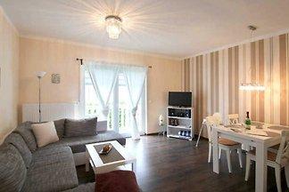 A 04: 44 m², 2-Raum, 4 Pers., Balkon