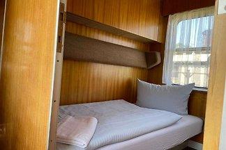 Abteil 3 Schlafwagen-Stabswagen