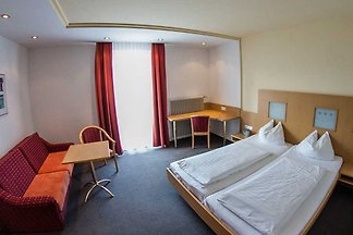 Komfortzimmer - Blick Pöllauberg