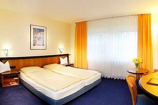 hotel Kultura & zwiedzanie Erfurt
