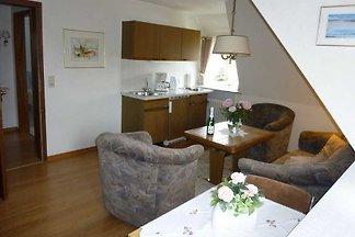 Haus Kampwerder, Wohnung links, in Kampen