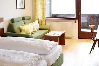 Doppelzimmer Landhaus Dusche/WC und Balkon...