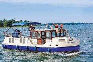 führerscheinfreies Hausboot-- Kormoran 1280