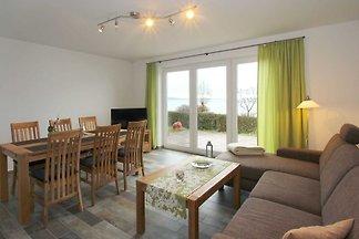 Haus Meeresrauschen: 82m², 3-Raum, 4 Pers.