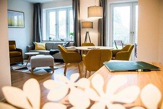 Vakantie-appartement Gezinsvakantie Feldberger Seenlandschaft