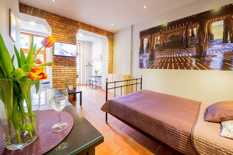 Apartamenty Joasia Sopot in Zoppot - Bild 2