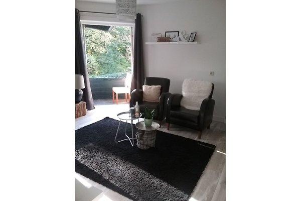Appartement bouleau ferienhaus in bergen mieten for Wohnzimmer zu klein