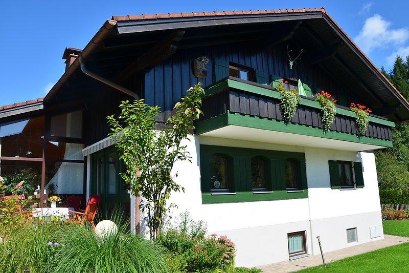 Haus Allgäugrün Süd-West-Lage