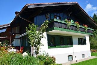"Haus ""Allgäugrün"""