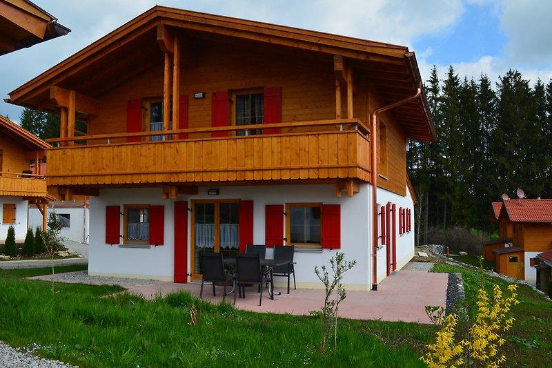 Ferienhaus Alpenliebe