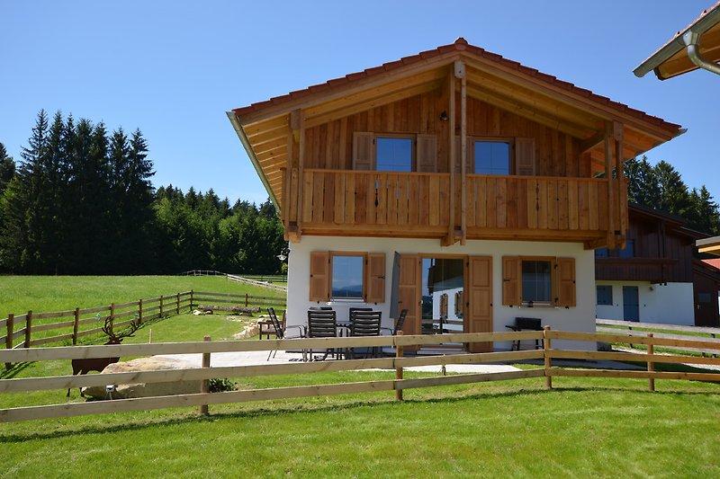 Ferienhaus Waldromantik