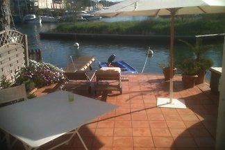 Port Grimaud con ormeggio +barca