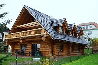 Holzhaus Karnin