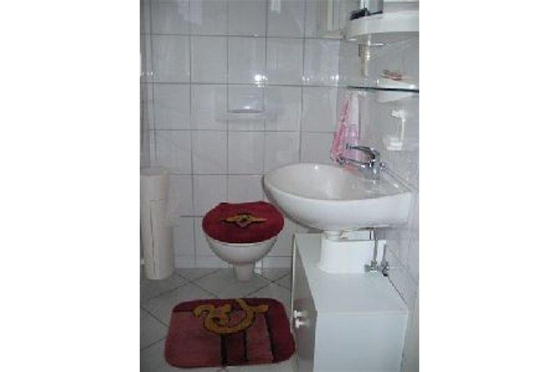 Dusche/Toilette