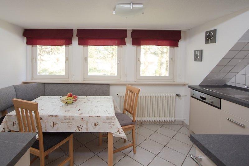 strandmuschel junior suite ferienwohnung in st peter. Black Bedroom Furniture Sets. Home Design Ideas