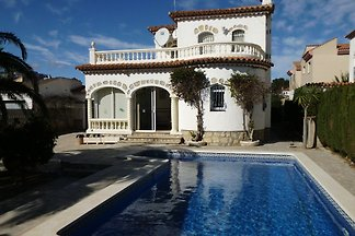 Poolvilla Carolina bis 8 Pers.