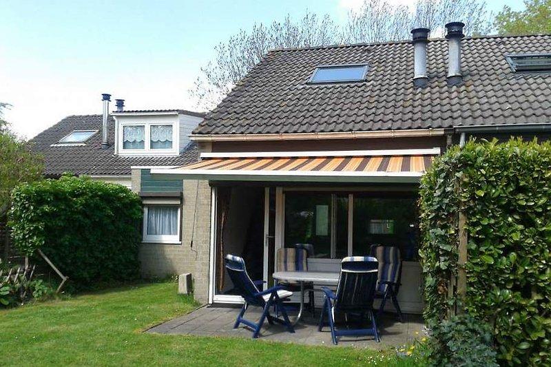Unser Haus Michelle mit Sonnenterrasse im Grünen