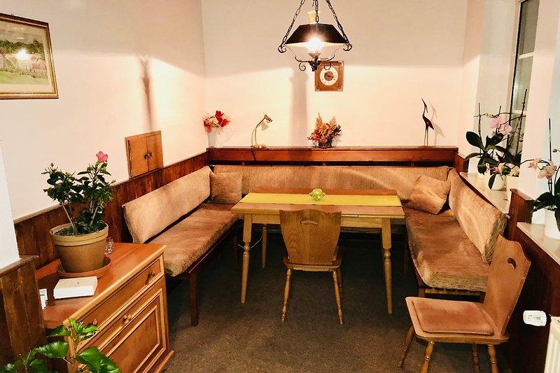 haus am see ferienwohnung in woltersdorf mieten. Black Bedroom Furniture Sets. Home Design Ideas