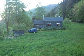 Hütte in Hyllestad