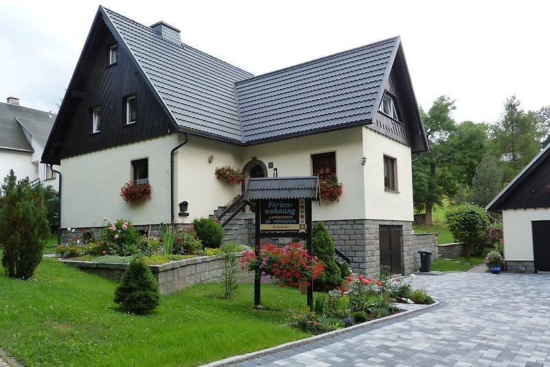 Willkommen im Erzgebirge in Holzhau auf der Bergstraße 19