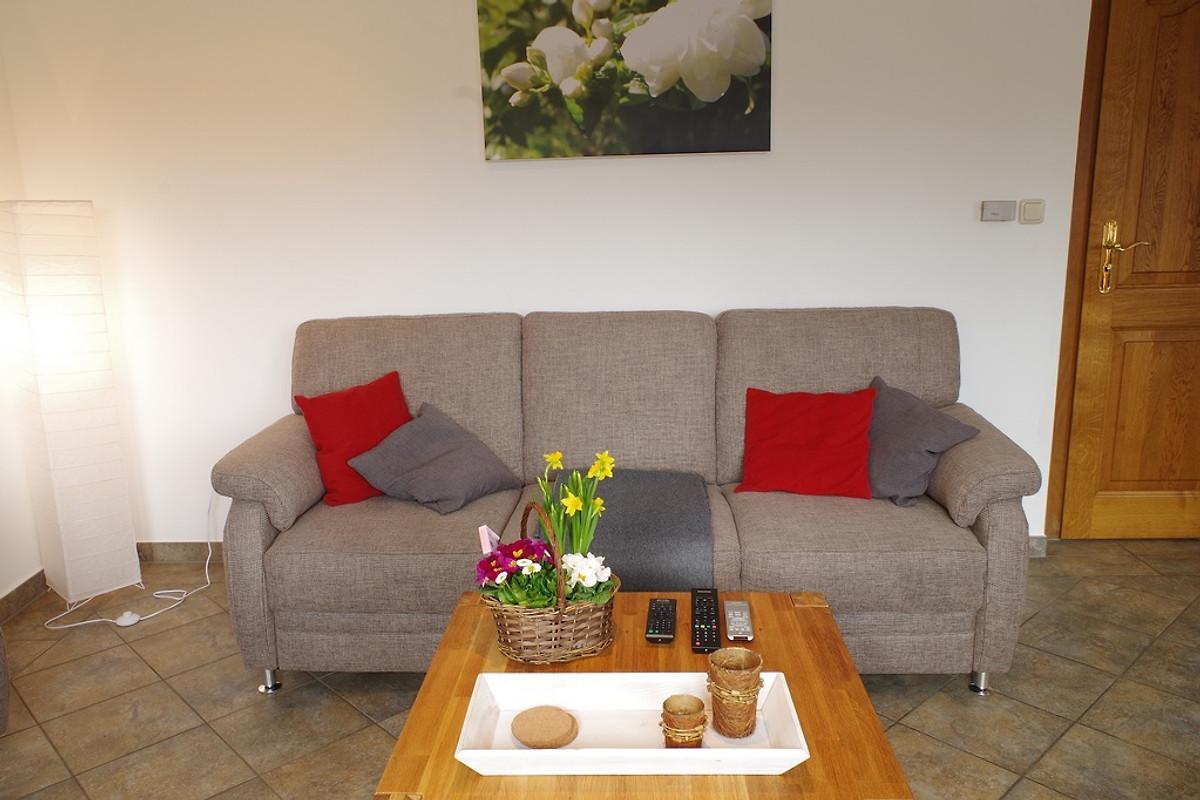 schunshof ferienhaus zum wohlf hlen ferienhaus in auw bei pr m mieten. Black Bedroom Furniture Sets. Home Design Ideas