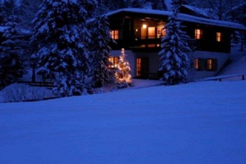 Chalet Zeller - Weihnacht
