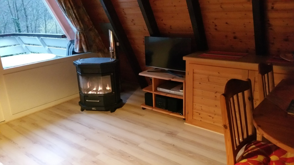Nur Dach Haus - Holiday home in Leinsweiler