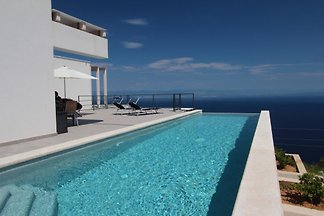 Traumhafter Aufenthalt in der Villa mit excellentem Ausblick auf das Meer