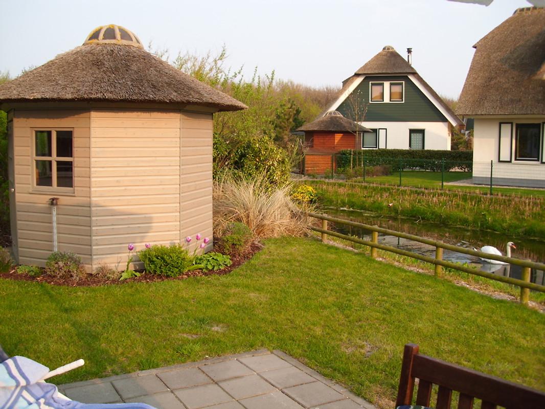 Duynopgangh haus 28 ferienhaus in julianadorp aan zee mieten - Gartenhaus mit 2 eingangen ...