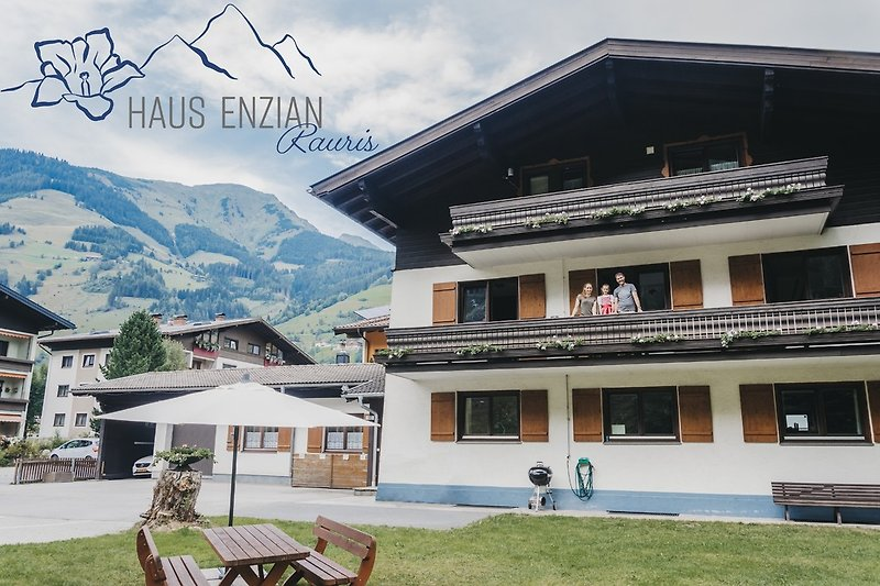Haus Enzian in Rauris
