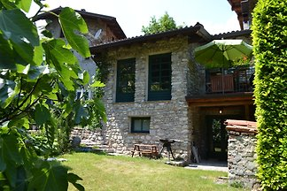 Cottage / stone house IL MULINO