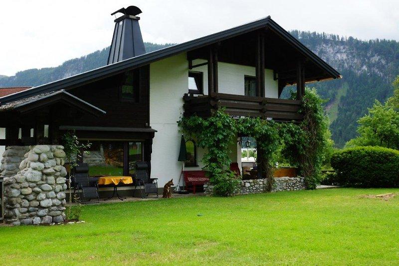 Ansicht -Garten-