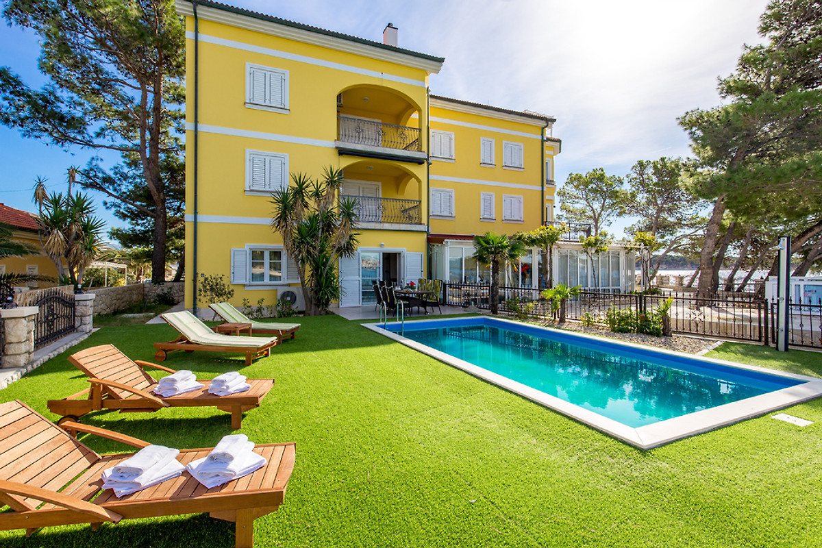 Villa Petrac Kroatien