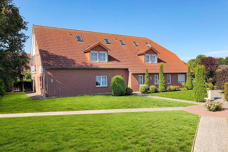 Ferienhaus Platte in Werdum