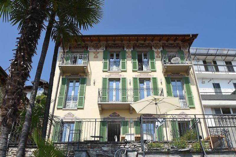 Die herrschaftliche Villa