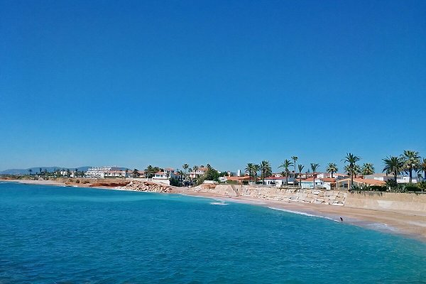 Strand Cala Puntal