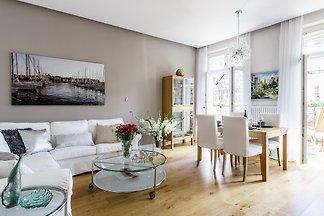 Apartamenty Skandynawski pour balkonem