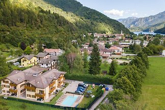 Holiday flat family holiday Pieve di Ledro